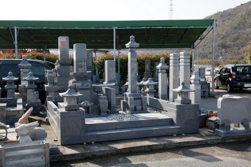 墓石002