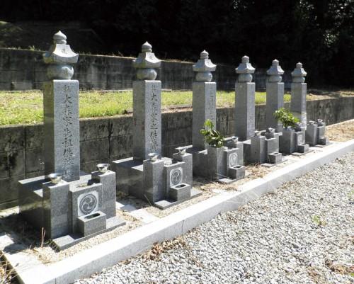 長船備前浄光苑 永代供養墓